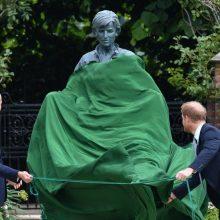 Απογοήτευση από το άγαλμα της Νταϊάνα που -τουλάχιστον- ένωσε ξανά τα δύο αδέλφια