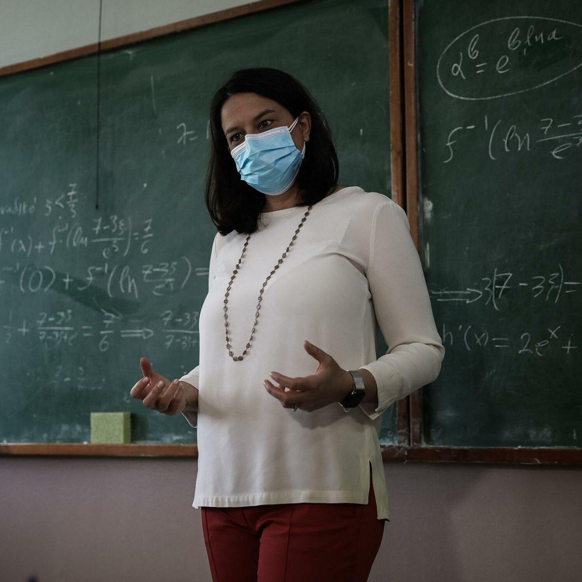 Κεραμέως: «Χρέος να κάνουμε το σχολείο καλύτερο για τα παιδιά μας και τους εκπαιδευτικούς μας»