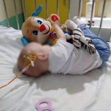 """Θρήνος: """"Έσβησε"""" ο 13 μηνών Βασίλης που έπασχε από μια πολύ σπάνια μορφή κοκκιωματώδους νόσου"""