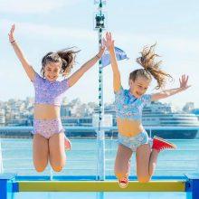 Τα θέλουμε όλα: Δεν έχουμε δει ωραιότερα παιδικά μαγιό από αυτά της Salty Miss Flamingo Kids!