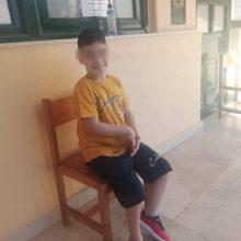 Ο 10χρονος Εφραίμ που έχει εγκεφαλική παράλυση και η μαμά που τον μεγαλώνει μόνη της, μας χρειάζονται