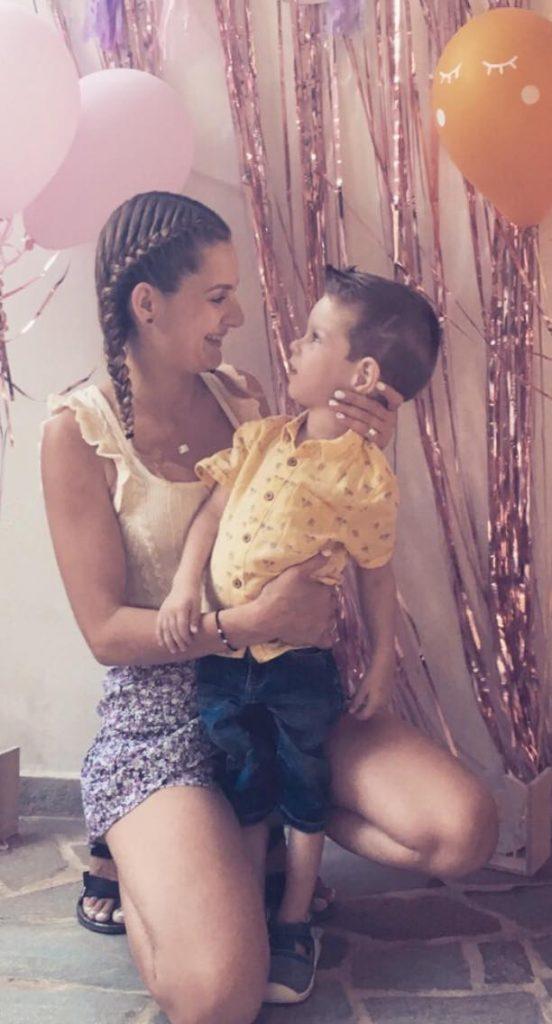 """Μαμά παιδιού ΑμεΑ: """"Ήξερα την διάγνωση αλλά ποτέ δεν σταμάτησα να κάνω όνειρα για όσα θα καταφέρει"""""""