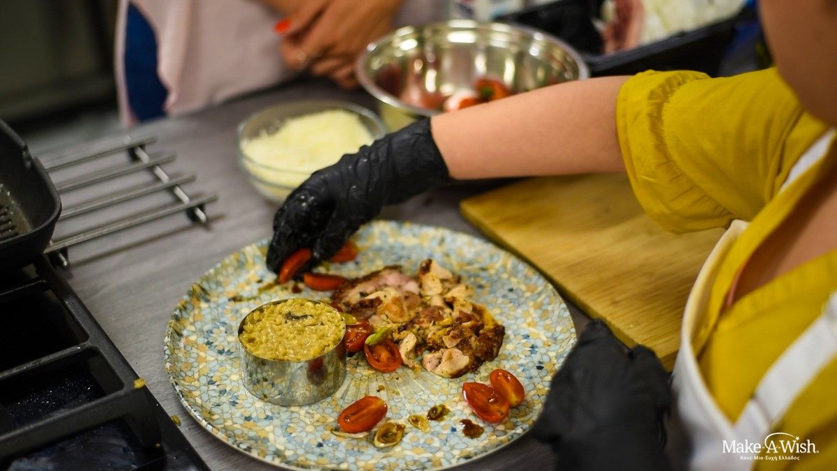 Μπράβο! H 10χρονη Ηλιάνα με όγκο στον εγκέφαλο αναδείχθηκε Μaster Chef χάρη στο ριζότο της