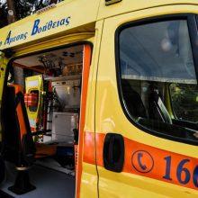 Σοκ στη Λάρισα: 16χρονος έπεσε από μπαλκόνι 4ου ορόφου