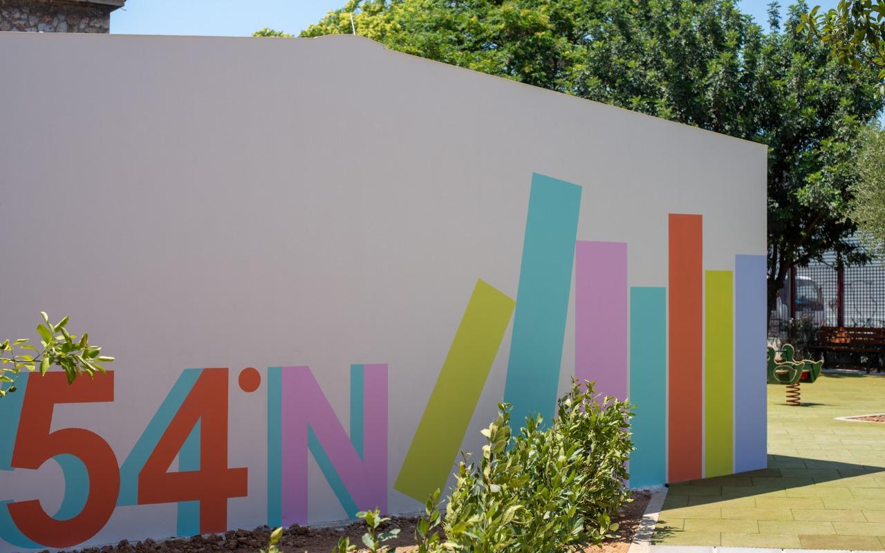 Είδαμε τις φωτογραφίες από το ολοκαίνουργιο 54ο Νηπιαγωγείο Αθηνών και μείναμε με το στόμα ανοιχτό!
