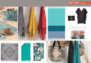 Beach Therapy: Η νέα Beach Collection της NEF-NEF Homeware θα σας αλλάξει τη διάθεση
