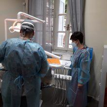 Πρόγραμμα Προληπτικής Οδοντιατρικής για τα άπορα παιδιά της Αθήνας