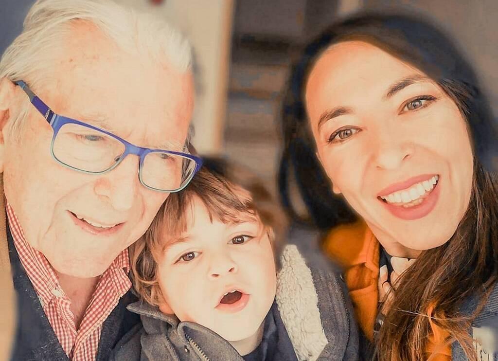 Ο Φοίβος Βουτσάς γίνεται 5 ετών - Η πρώτη φωτογραφία με τον μπαμπά του μόλις γεννήθηκε