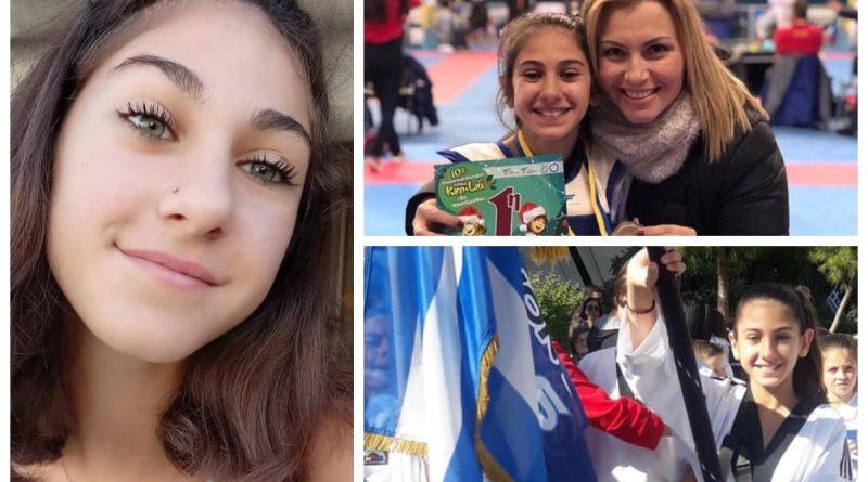 """Θλίψη στον Άλιμο για την 15χρονη Αθανασία που """"έφυγε"""" για τη γειτονιά των αγγέλων"""