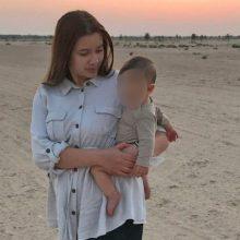 «Η Λυδία αρνείται να κοιμηθεί μόνη της» λέει ο πατέρας της Κάρολαϊν - «Θα τη βαφτίσουμε σύντομα»