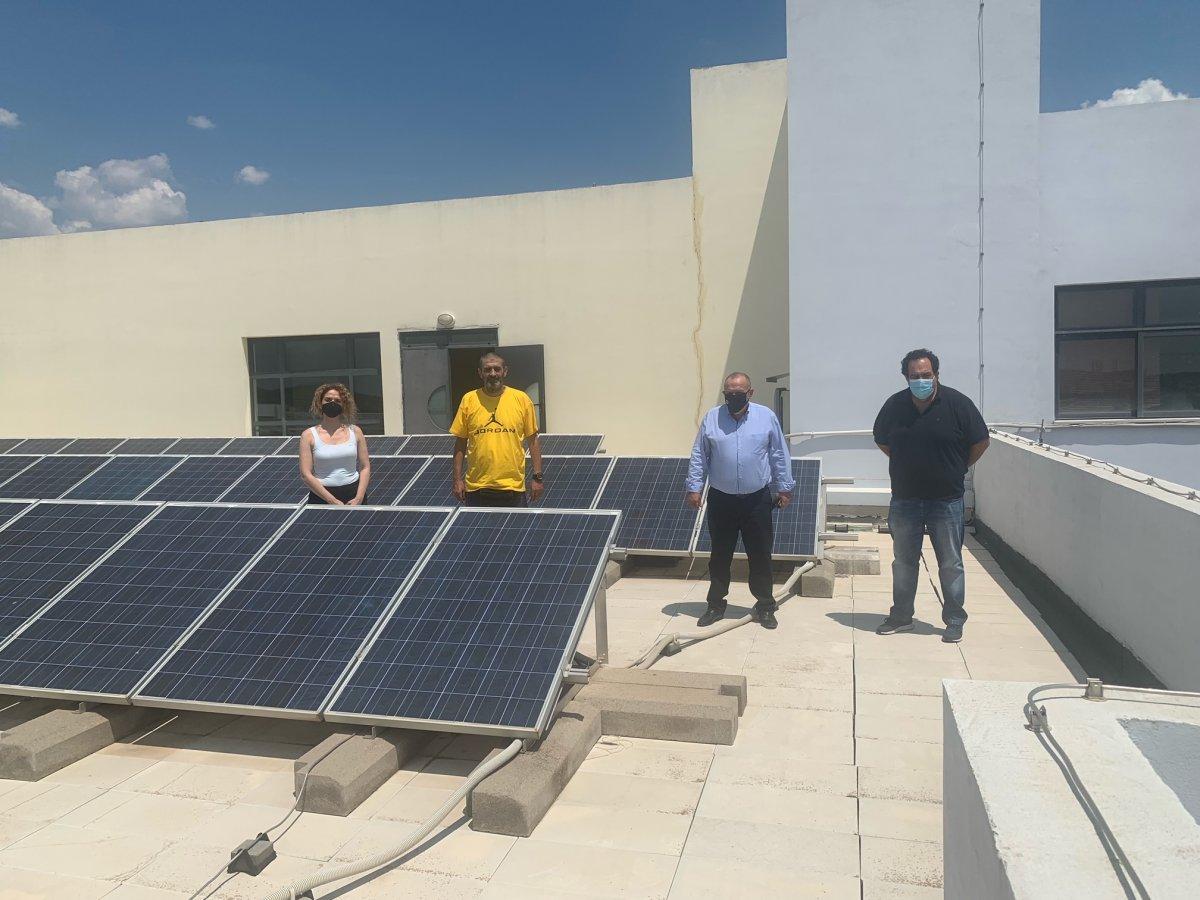 Ενεργειακά αυτόνομα το EEEEK και το Ειδικό Γυμνάσιο Ελευσίνας