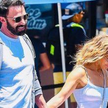 Jennifer Lopez-Ben Affleck: Πιο ερωτευμένοι από ποτέ διασκεδάζουν με τα παιδιά τους!
