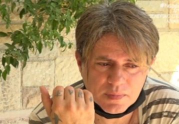 Ο Δημήτρης Κοργιαλάς αποφάσισε να ζήσει μόνιμα στη Ναύπακτο με τον γιο του