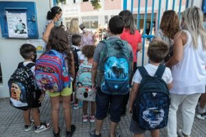 """Έκκληση της Unicef: """"Να ξανανοίξουν τα σχολεία σε όλο τον κόσμο χωρίς να περιμένουμε τα εμβόλια"""""""