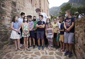 Μητσοτάκης: Σύντομα θα εμβολιαστούν για τον κορωνοϊό και τα Ελληνόπουλα άνω των 12 ετών