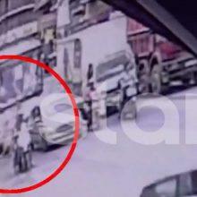 Νίκαια: Βίντεο ντοκουμέντο από την τραγωδία με την 7χρονη Παναγιώτα