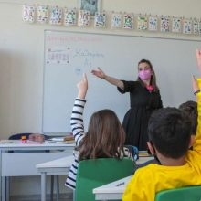 Κεραμέως: «Η κοινωνία διψά για ποιοτική εκπαίδευση για καλύτερο και πιο αυτόνομο σχολείο»