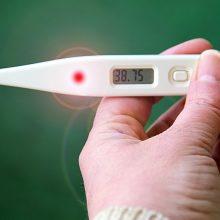 Γονείς, προσοχή! Ίωση με υψηλό πυρετό που ταλαιπωρεί τα παιδιά αυτές τις μέρες