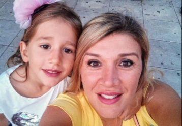 """""""Σκέπτομαι πόσα αποχωρίστηκα. Χωρίς να ερωτηθώ"""": Ραγίζει καρδιές η μαμά της 7χρονης Αναστασίας"""