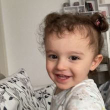 Όλα τα νεότερα για την 21 μηνών Νεφέλη που δίνει σκληρή μάχη με τις κρανιοεγκεφαλικές κακώσεις που υπέστη