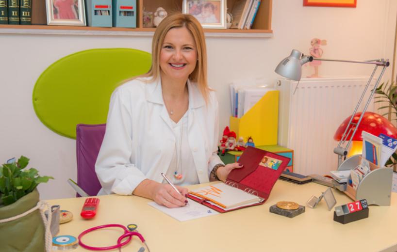 """Παιδίατρος Άννα Παρδάλη στο Infokids.gr: """"Μας απασχολεί πολύ η συννοσηρότητα που θα έχουμε από το Φθινόπωρο"""""""