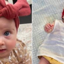 Μωράκι βρήκε τραγικό θάνατο στην αγκαλιά της μαμάς του έπειτα από επίθεση καρακάξας