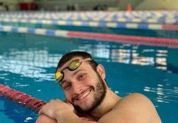 """Παραολυμπιακοί Αγώνες Τόκιο: """"Χάλκινος"""" ο Δημοσθένης Μιχαλεντζάκης στα 100μ. ελεύθερο"""