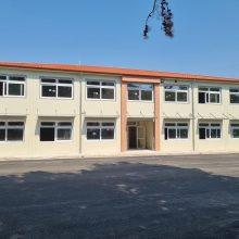 Το νέο Δημοτικό Σχολείο Δαμασίου ολοκληρώθηκε και είναι έτοιμο να υποδεχθεί τους μαθητές του