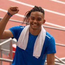 Εμμανουήλ Καραλής: Εκπληκτική εμφάνιση στους Ολυμπιακούς και ένα σπουδαίο μήνυμα στους γονείς του