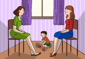 Κουίζ: Ποια από τις δύο είναι η μητέρα του παιδιού; Τι αποκαλύπτει η απάντηση για εσένα