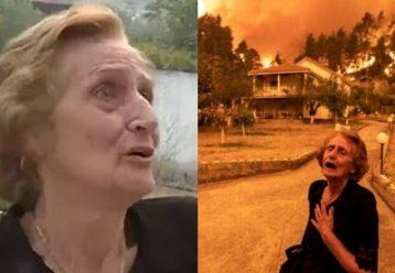 Παναγιωτα Νουμίδη: Η γιαγιά-σύμβολο των πυρκαγιών μιλά για το χαμόγελο που χάθηκε και την ελπίδα που ζει
