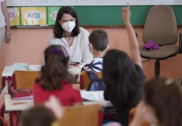 "H Nίκη Κεραμέως αποκλειστικά στο Infokids.gr: ""Oι μαθητές τον Σεπτέμβρη θα βρεθούν σε ένα αναβαθμισμένο σχολείο"""