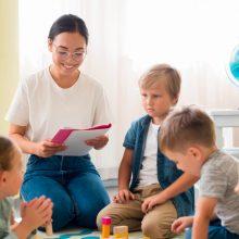 """""""Όταν κοιτάζω τα παιδιά στην τάξη μου δεν διακρίνω ποιο περπάτησε ή μίλησε πρώτο..."""": Μια δασκάλα που αξίζει να ακούσουμε"""