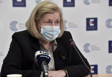 Θεοδωρίδου: Σημαντικός ο εμβολιασμός των παιδιών με υποκείμενα νοσήματα