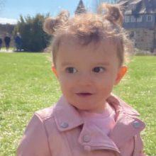 Η 21 μηνών Νεφέλη επέζησε από ένα τρομακτικό ατύχημα - Τώρα χρειάζεται τη βοήθειά μας για να επανέλθει πλήρως