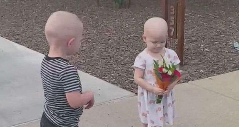 Συγκίνηση: Νίκησαν τον καρκίνο και συναντήθηκαν ξανά για πρώτη φορά έπειτα από καιρό!