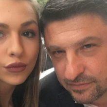 Η απάντηση της κόρης του Χαρδαλιά σε χυδαίο σχόλιο για την υγεία του πατέρα της