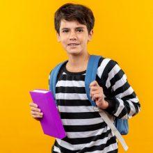 Ετοιμάζεται για την A Γυμνασίου; Βοηθήστε το πρωτάκι σας να προσαρμοστεί στο νέο του σχολείο
