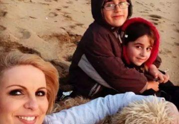 """""""Ήταν Άγγελος και έγινε αγγελάκι στον ουρανό"""": Συγκινεί η Μάγδα Τσέγκου για τον αδικοχαμένο 14χρονο ανιψιό της"""