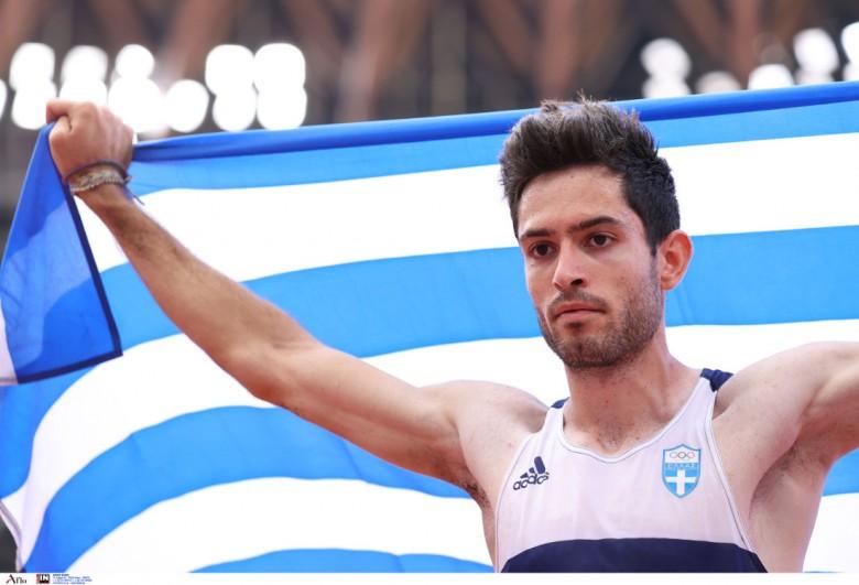 Ολυμπιακοί Αγώνες: Το συγκλονιστικό άλμα του Μίλτου Τεντόγλου που πρέπει μικροί-μεγάλοι να δούμε! (video)