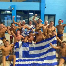 """Aσημένια"" η Εθνική ομάδα πόλο των Εφήβων στον τελικό του Ευρωπαϊκού πρωταθλήματος"