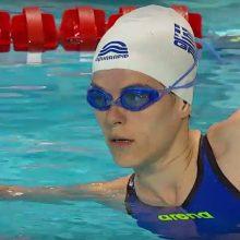 """""""Χάλκινη"""" η Αλεξάνδρα Σταματοπούλου στην κολύμβηση στους Παραολυμπιακούς Αγώνες"""