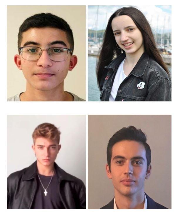 Αυτά είναι τα 4 Ελληνόπουλα που μας εκπροσώπησαν επάξια στην 3η Βαλκανική Ολυμπιάδα Φυσικής