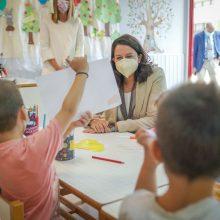 Το 15ο Νηπιαγωγείο Χαλανδρίου είναι πρότυπο ενταξιακής εκπαίδευσης