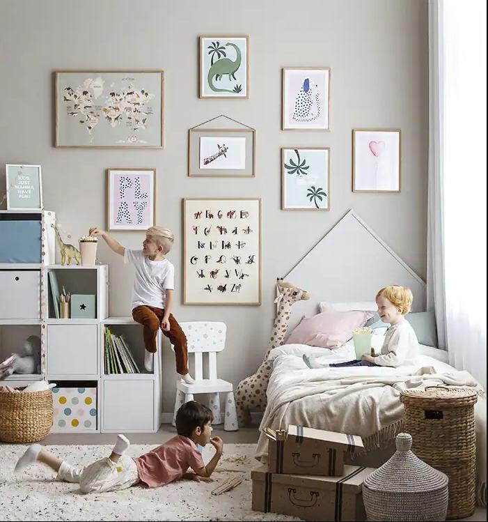 Κερδίστε μια δωροεπιταγή 200 ευρώ για να διακοσμήσετε το σπίτι και το παιδικό δωμάτιο από το Desenio.gr
