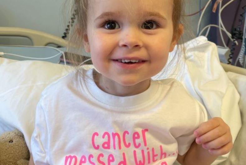 Η δυσκοιλιότητα της 2 ετών κόρη της αποδείχθηκε καλπάζων καρκίνος