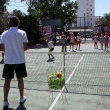 Τένις, στίβος και αυτοάμυνα για παιδιά 6-15, αλλά και για... εσάς γονείς