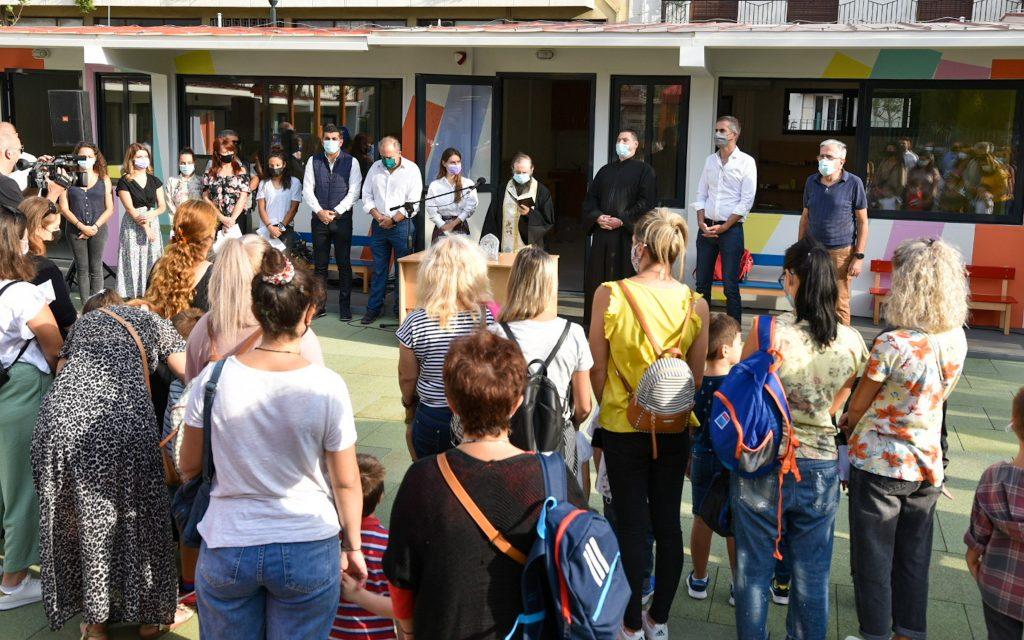 1.300 παιδιά προσχολικής ηλικίας απολαμβάνουν το μάθημά τους στα νέα νηπιαγωγεία του Δήμου Αθηναίων