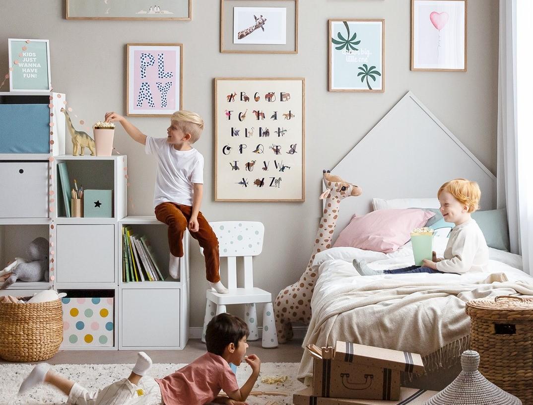 Υποδεχόμαστε το Φθινόπωρο με την απόλυτη ανανέωση στο παιδικό δωμάτιο!