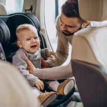 Ανακαλείται παιδικό κάθισμα αυτοκινήτου – Υπάρχει κίνδυνος σοβαρού τραυματισμού